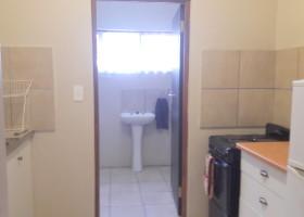 Annex - Kitchenette to bathroom