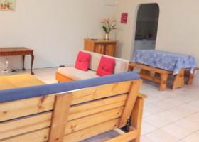Annex - Lounge to Kitchen view