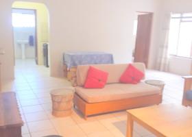 Annex - Lounge to kitchen & bedroom view