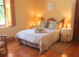 Homestead - Bedroom No2 with en-suite