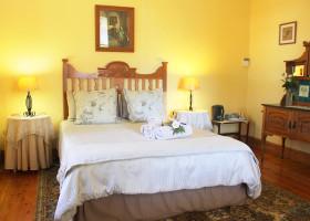 Homestead - Bedroom off Patio
