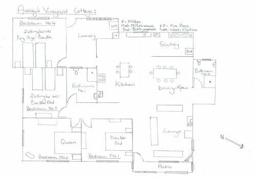 Cottaeg Floor Plan 2019